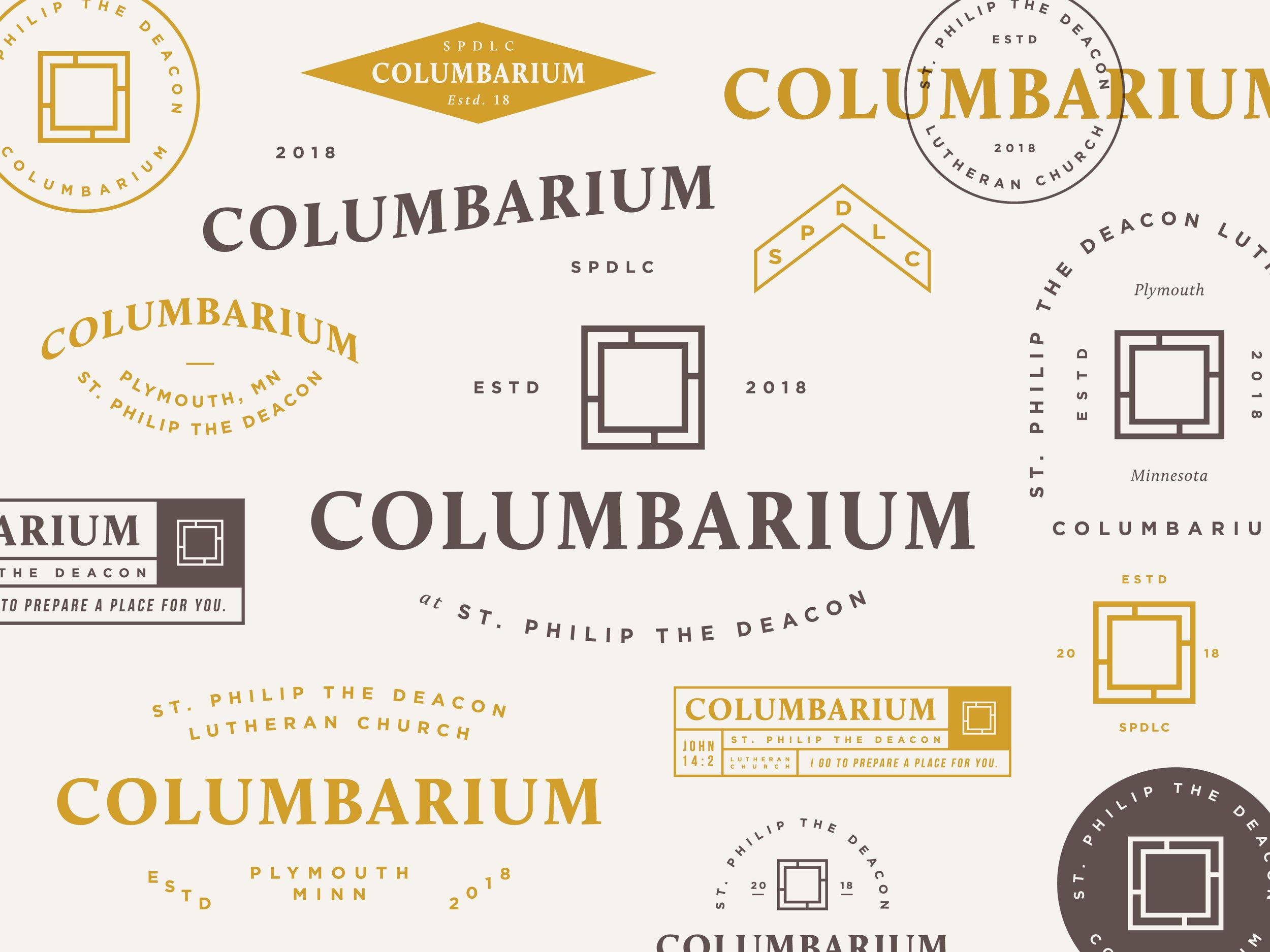 hight resolution of logos marks