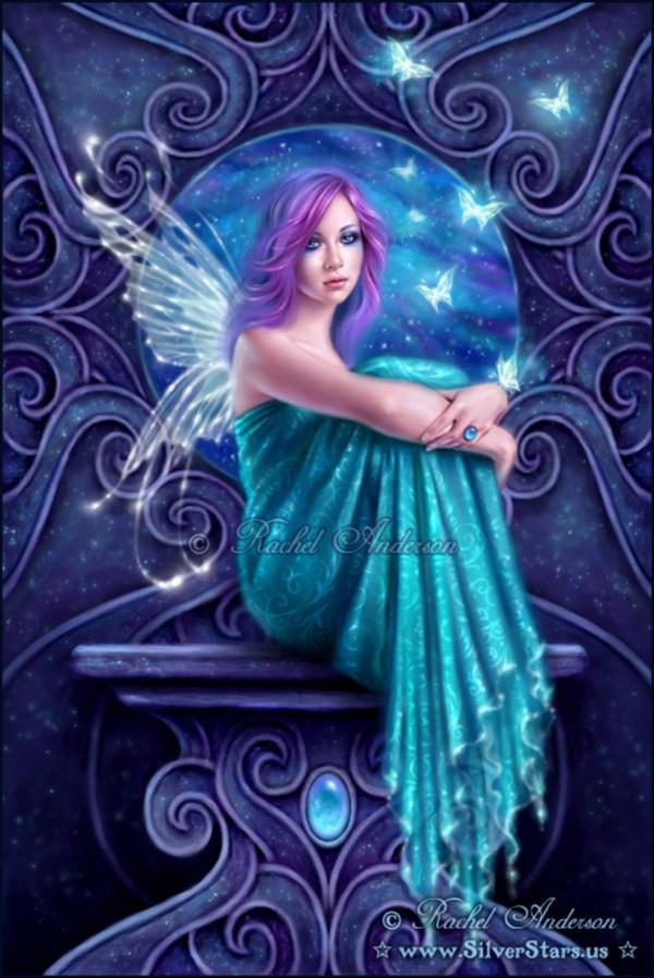 Ra - Fairies Tate Licensing