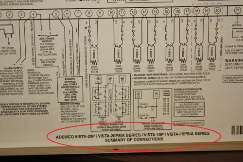 Early Model T Wiring Diagram