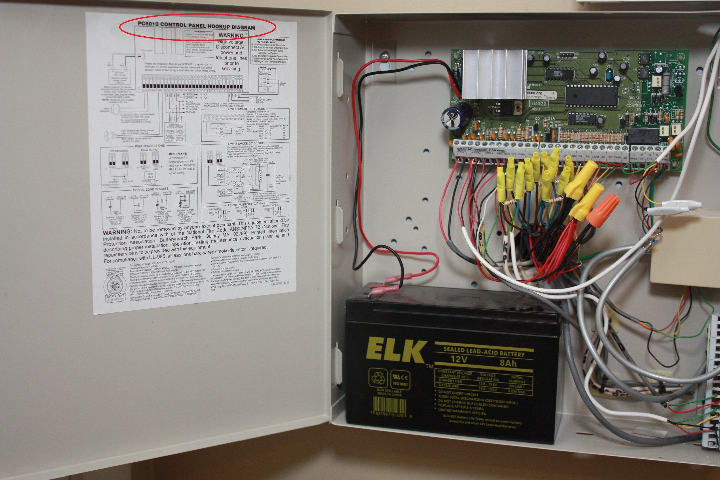 Wiring Diagram Nca