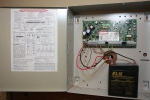 5508 DSC LED — NCA Alarms Nashville