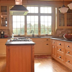 Oak Kitchen Islands How To Replace Countertops Simpson Cabinetry