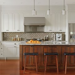 Custom Kitchen Cabinetry Counter Overhang Cabinets And Islands Simpson