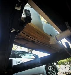tiny home living outdoor landscape lighting install kichler 100w dc transformer vlo fixture tree mount [ 1000 x 1909 Pixel ]