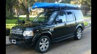 Land Rover LR4 Low Profile Edition Roof Rack  Voyager Racks