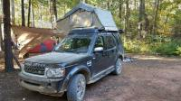 Land Rover LR4 Campers Edition Roof Rack  Voyager Racks