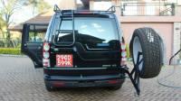 Land Rover LR4 Tire Carrier  Voyager Racks