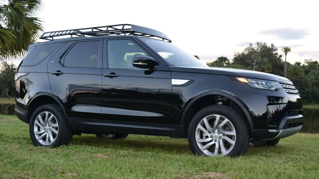 Land Rover Discovery 5 Standard Voyager Roof Rack