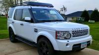 Land Rover LR4 Accessories  Voyager Racks
