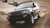 Land Rover Range Rover Sport Roof Racks  Voyager Racks