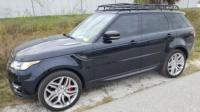 Land Rover Range Rover Sport Standard Voyager Roof Rack ...