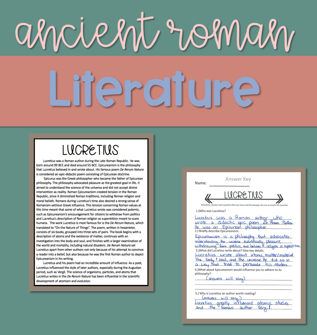 hight resolution of Ancient Roman Literature in the Latin Classroom — Amy Skillicorn