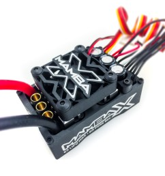 1 10th scale products castle homepage north american edition electrical wiring harness with eicv escv [ 1000 x 1099 Pixel ]