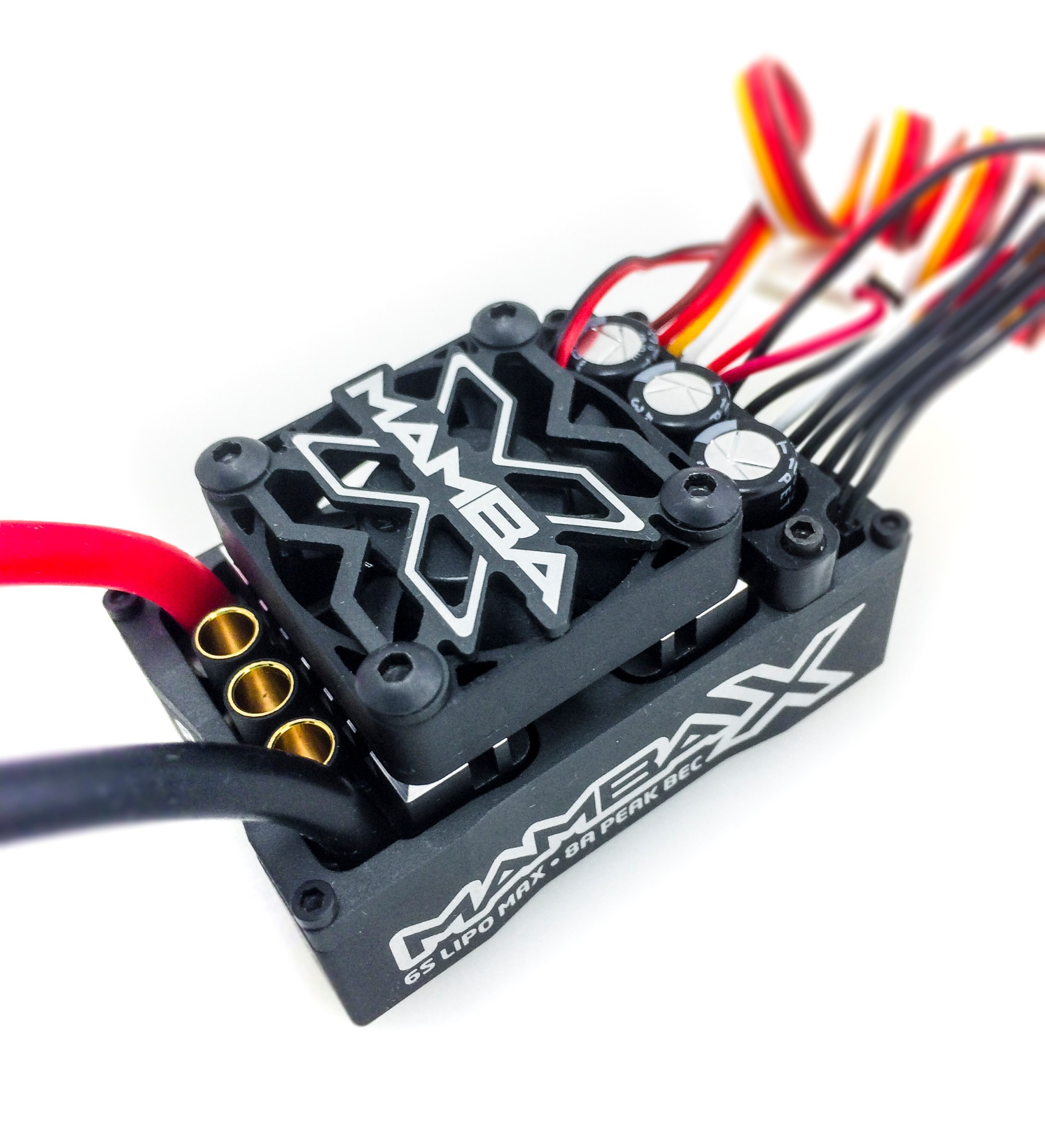 hight resolution of 1 10th scale products castle homepage north american edition electrical wiring harness with eicv escv