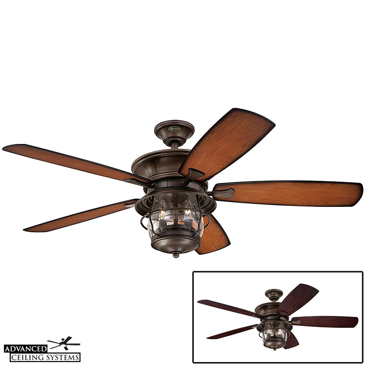 6 Arts and Craft Ceiling Fans to Compliment Your Decor
