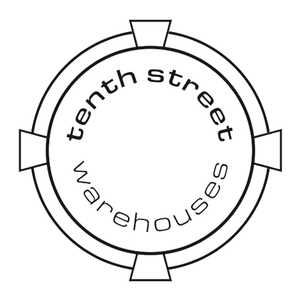 tenth street warehouses [ 1054 x 1054 Pixel ]