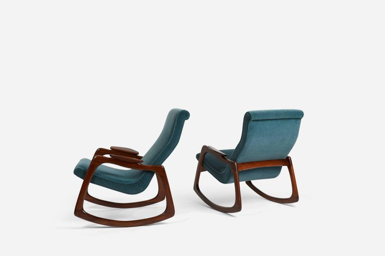 adrian pearsall rocking chair rocker gaming cover chairs modern drama