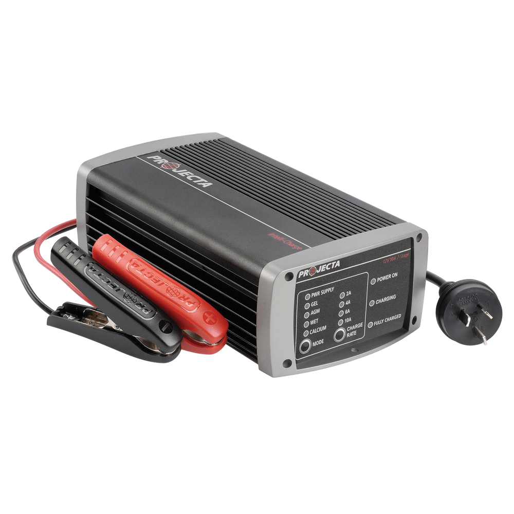 wiring diagram for caravan battery charging danfoss s plan plus 12v automatic 10a 7 stage charger projecta