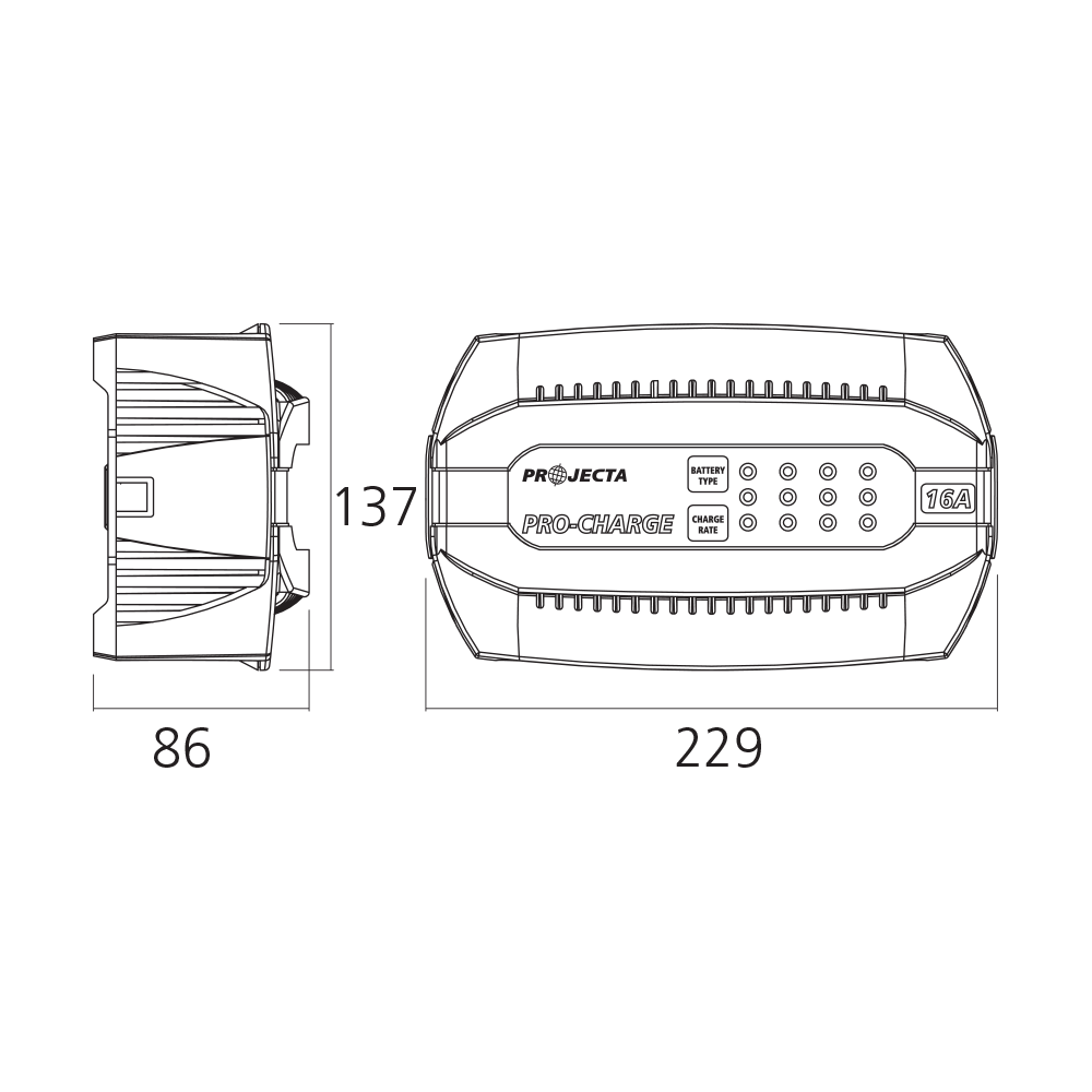 medium resolution of charge light diagram
