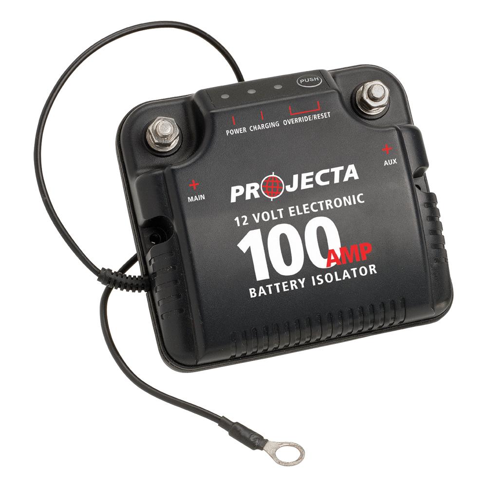 medium resolution of 12v 100a electronic isolator