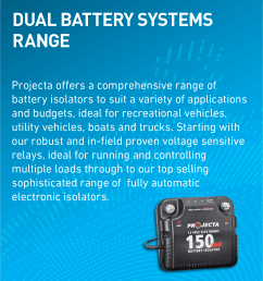 dual battery systems accessories [ 1000 x 1093 Pixel ]