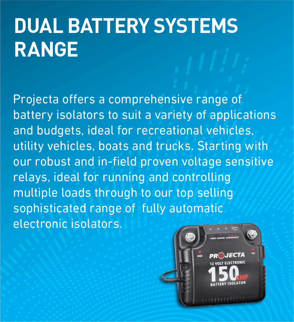 medium resolution of dual battery systems accessories