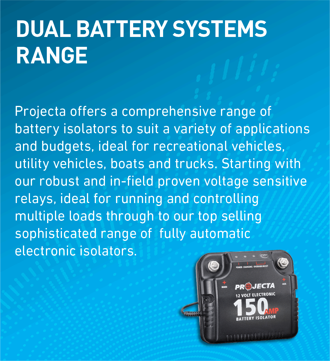 hight resolution of dual battery systems accessories