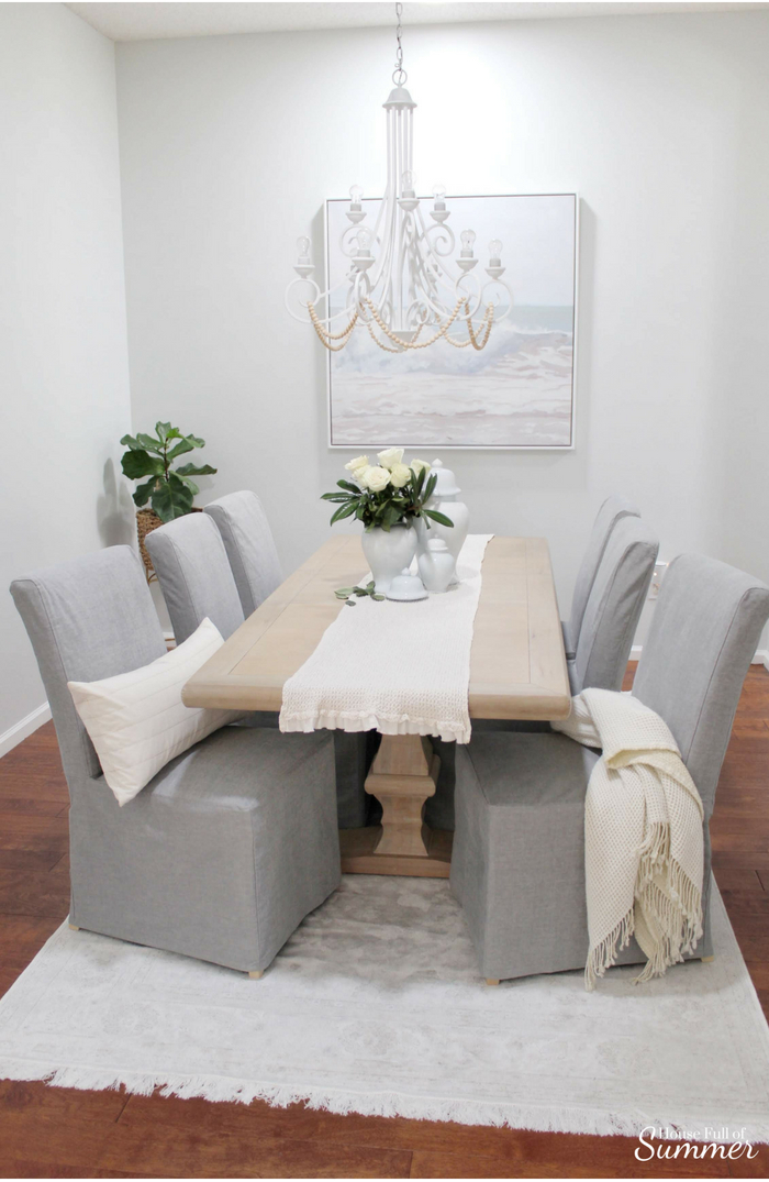 chair covers dining room swing stand indoors why i love my comfort works house full of summer blog