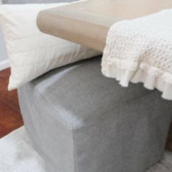 Gray Chair Slipcover Metal Adirondack Chairs Why I Love My Comfort Works Dining Covers House Full Of Summer Blog