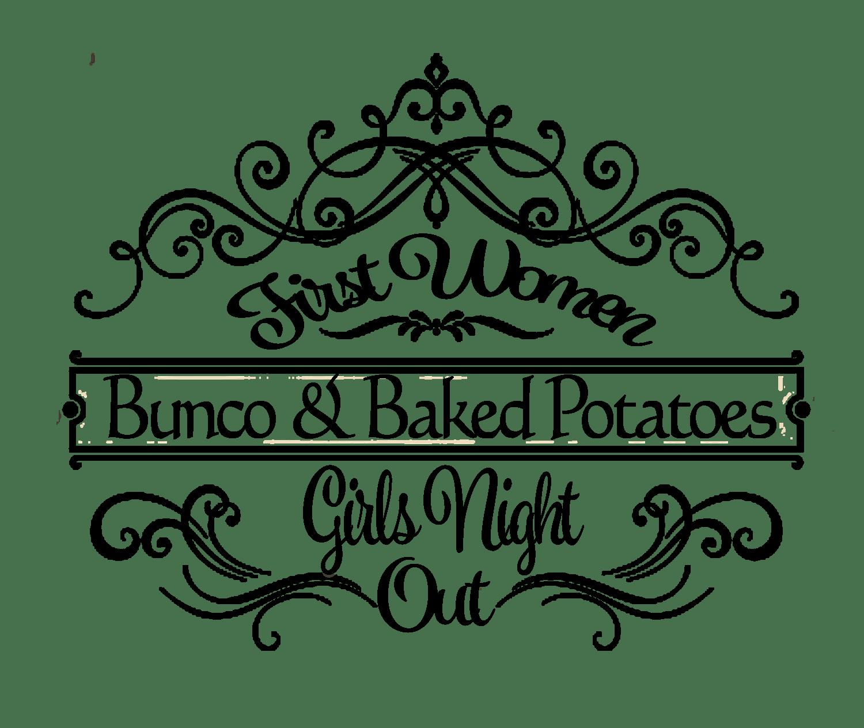 bunco baked potatoes [ 1000 x 843 Pixel ]