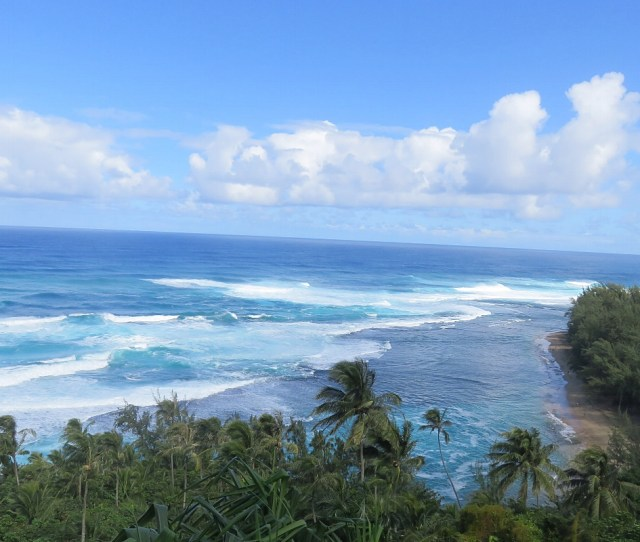 The Hawaiian Island Of Kauai Is Less Crowded Than Oahu Or Maui In Summer And