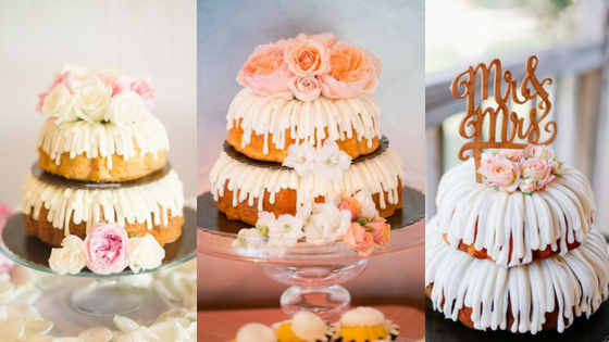 4 Reasons Why You Need To Have A Bundt Cake At Your Wedding