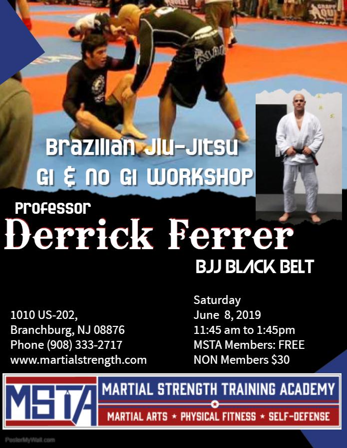 martial strength training academy