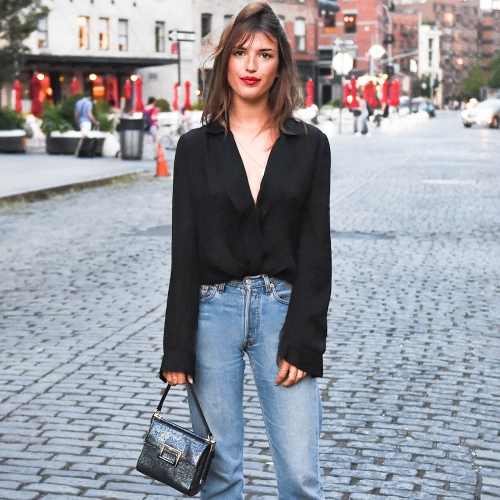 Steal Her Style Jeanne Damas And French Girl Cool Stay