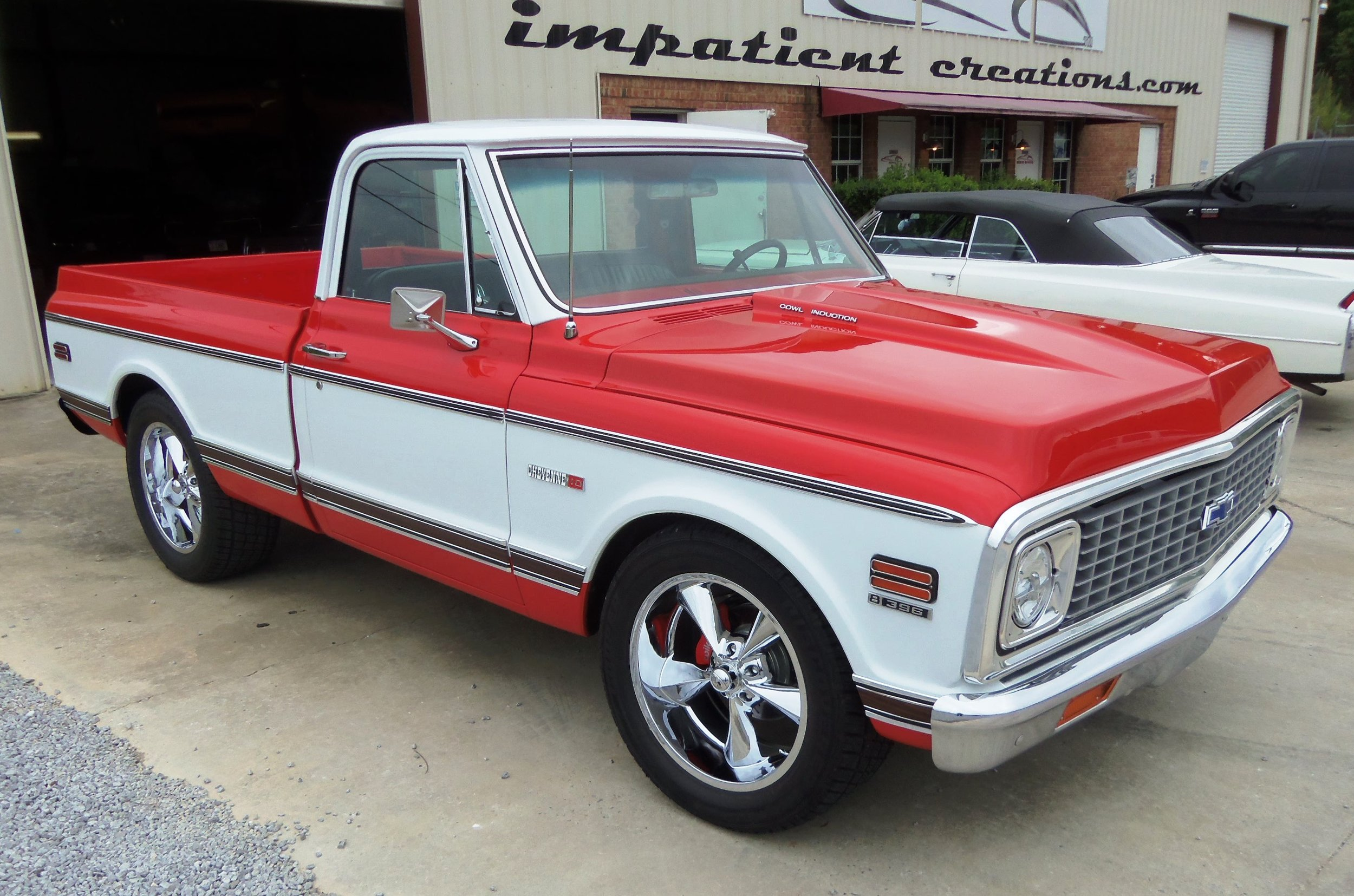 hight resolution of 1971 chevy pickup