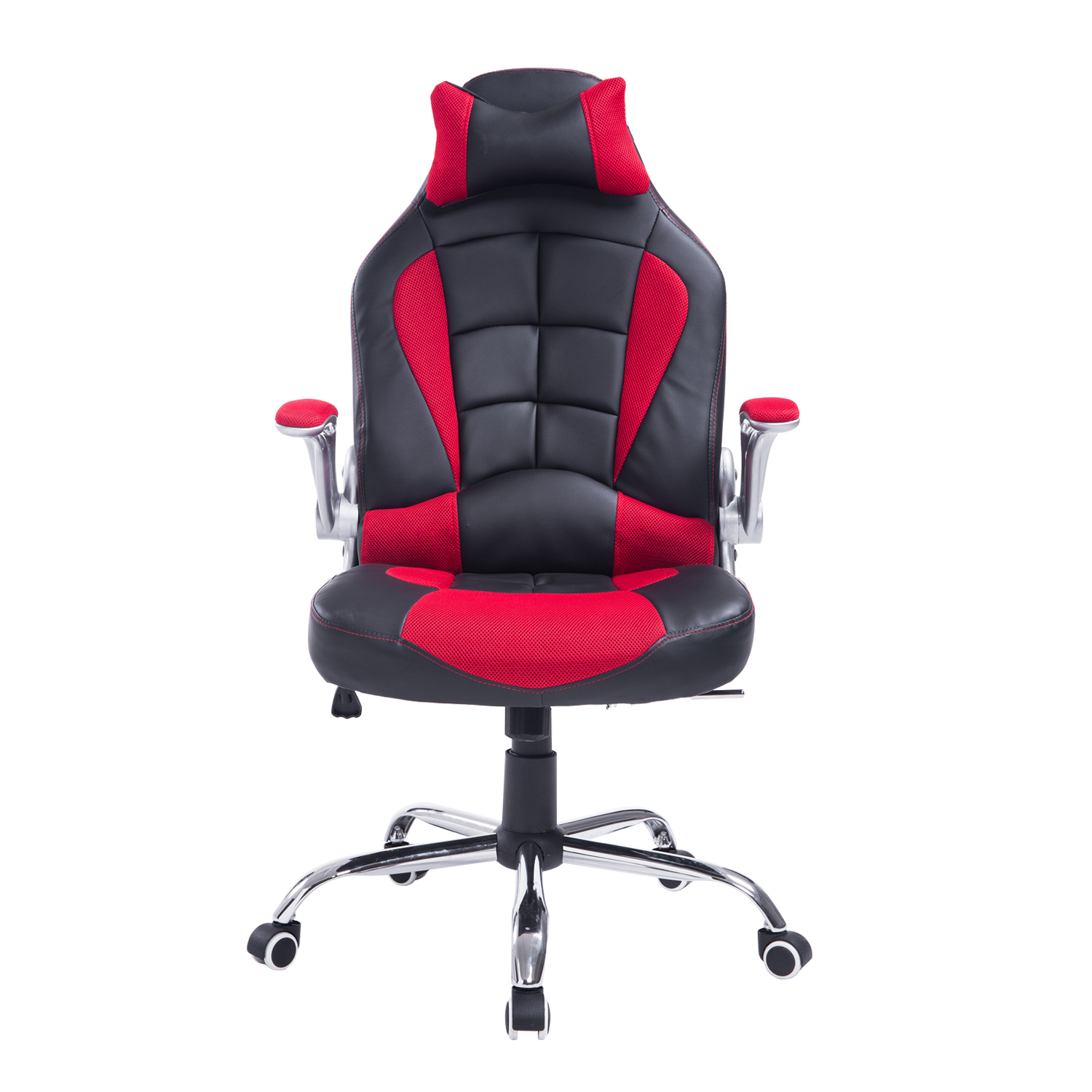 Racing Seat Office Chair Homcom Racing Style Gaming Office Chair Black Red