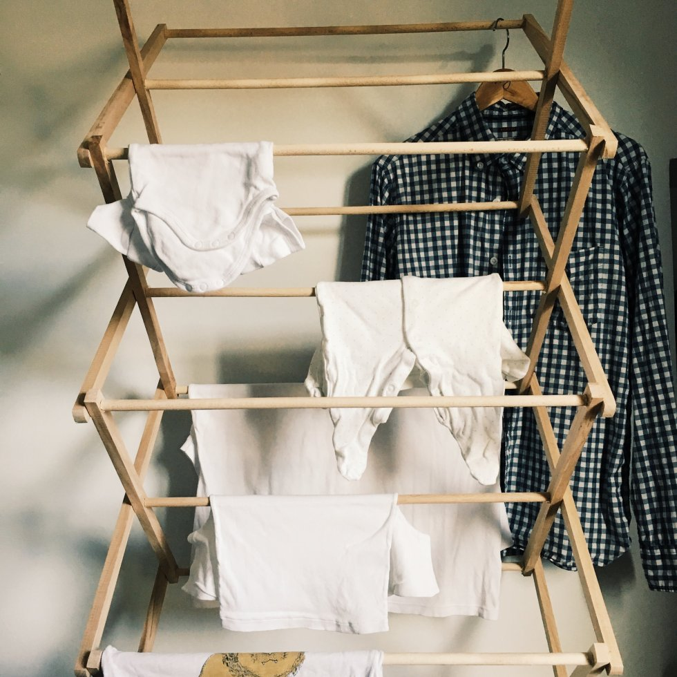 Our Tiny Home: Laundry Nourish Paris