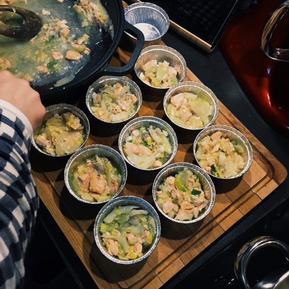 Paris Kitchen: Batch Cooking Nourish Paris