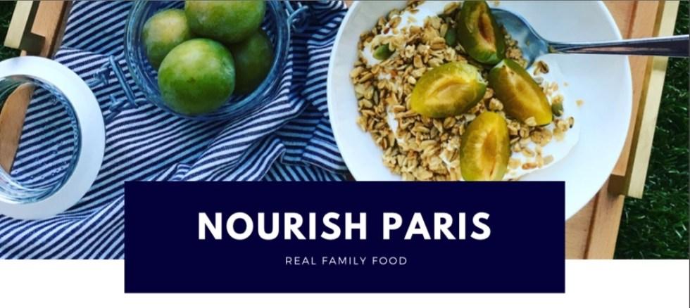 Nourish Paris Nourish Paris