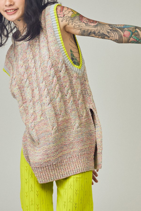 knitGrandeur: YanYan's Sustainable Approach