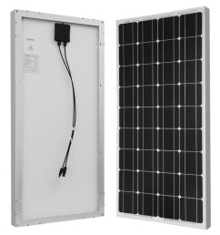 but do not use a 120v household panel for example sometimes people sell a leftover panel from a rooftop solar setup from a house  [ 1000 x 1000 Pixel ]