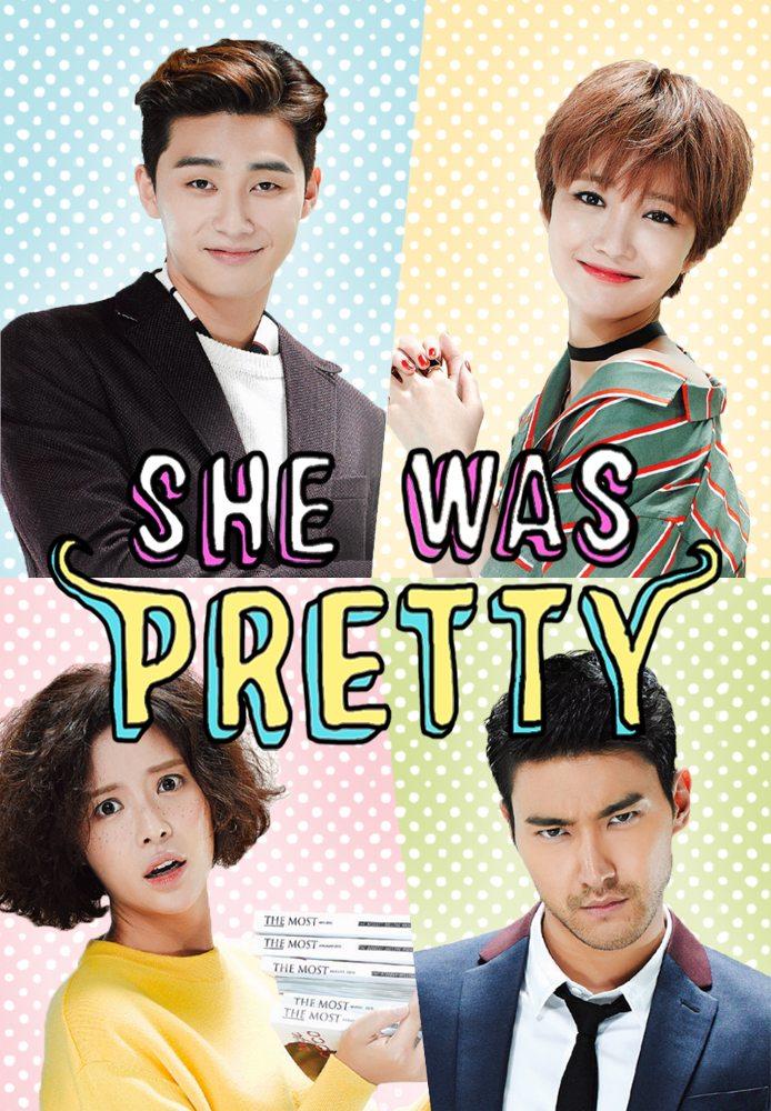 She Was Pretty (2015) - Episodes - MyDramaList