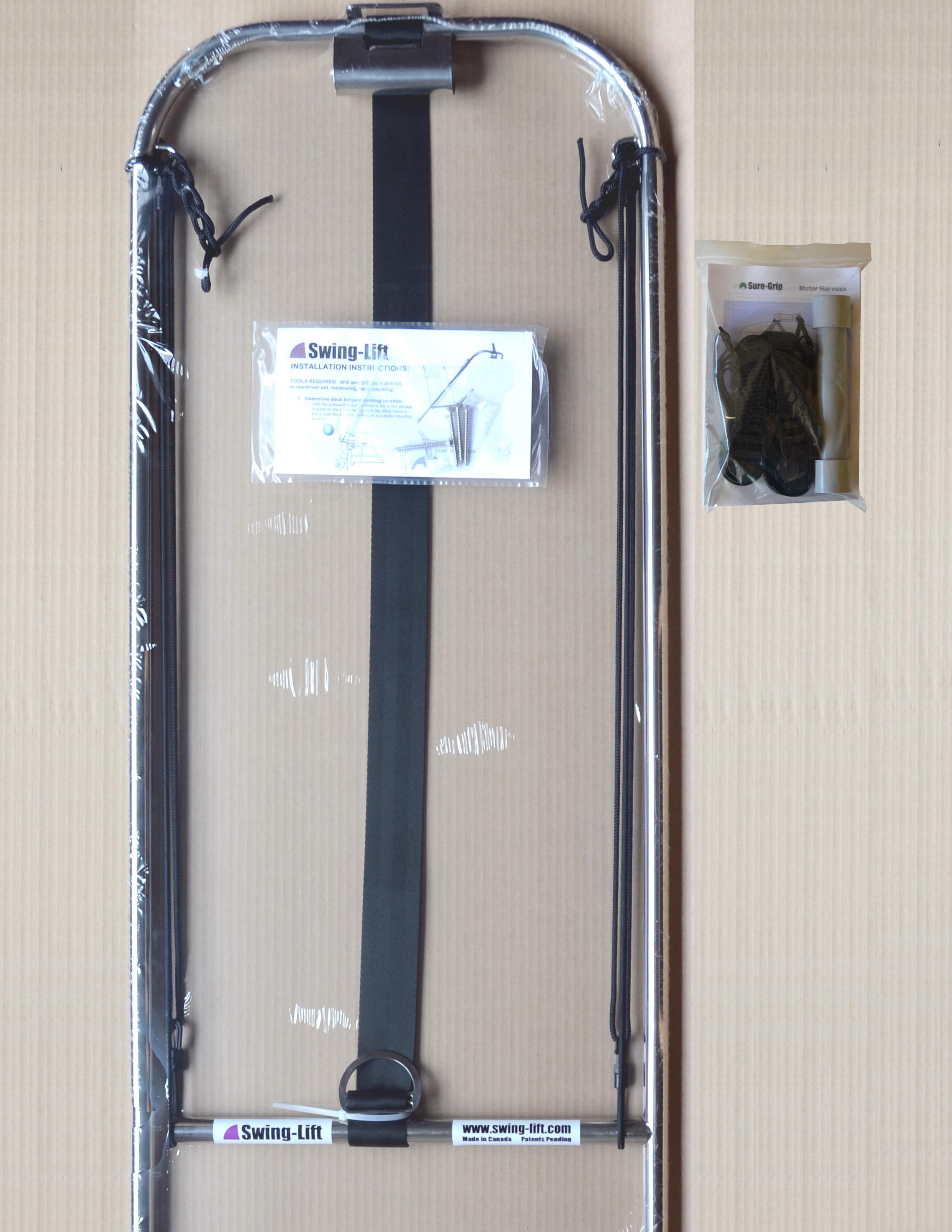 swing lift harness combo [ 1500 x 1940 Pixel ]