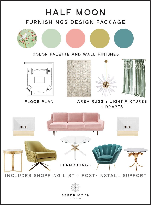 Online Interior Design Services — Paper Moon Interiors