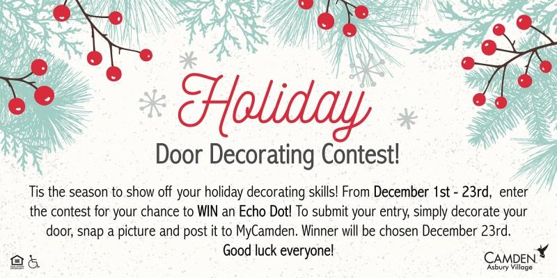 Christmas Door Decorating Contest Rules Psoriasisguru Com