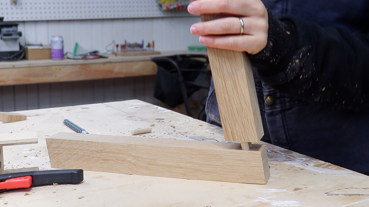 Dowel Making Jig Router