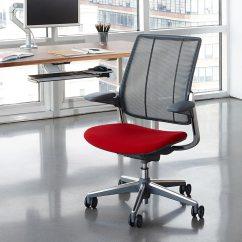Diffrient Smart Chair High Floor Mat Nz Task Source Creative Office Interiors Humanscale