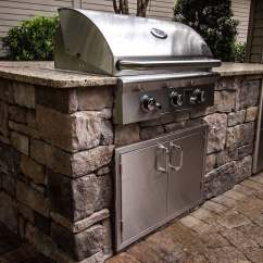 How Much Does An Outdoor Kitchen Cost Pot Lights For Kitchens American Paving Design Installation Bluffton Sc