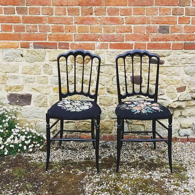 unusual chair company chichester notre dame the beautiful pair of french embroidered chairs 125 each