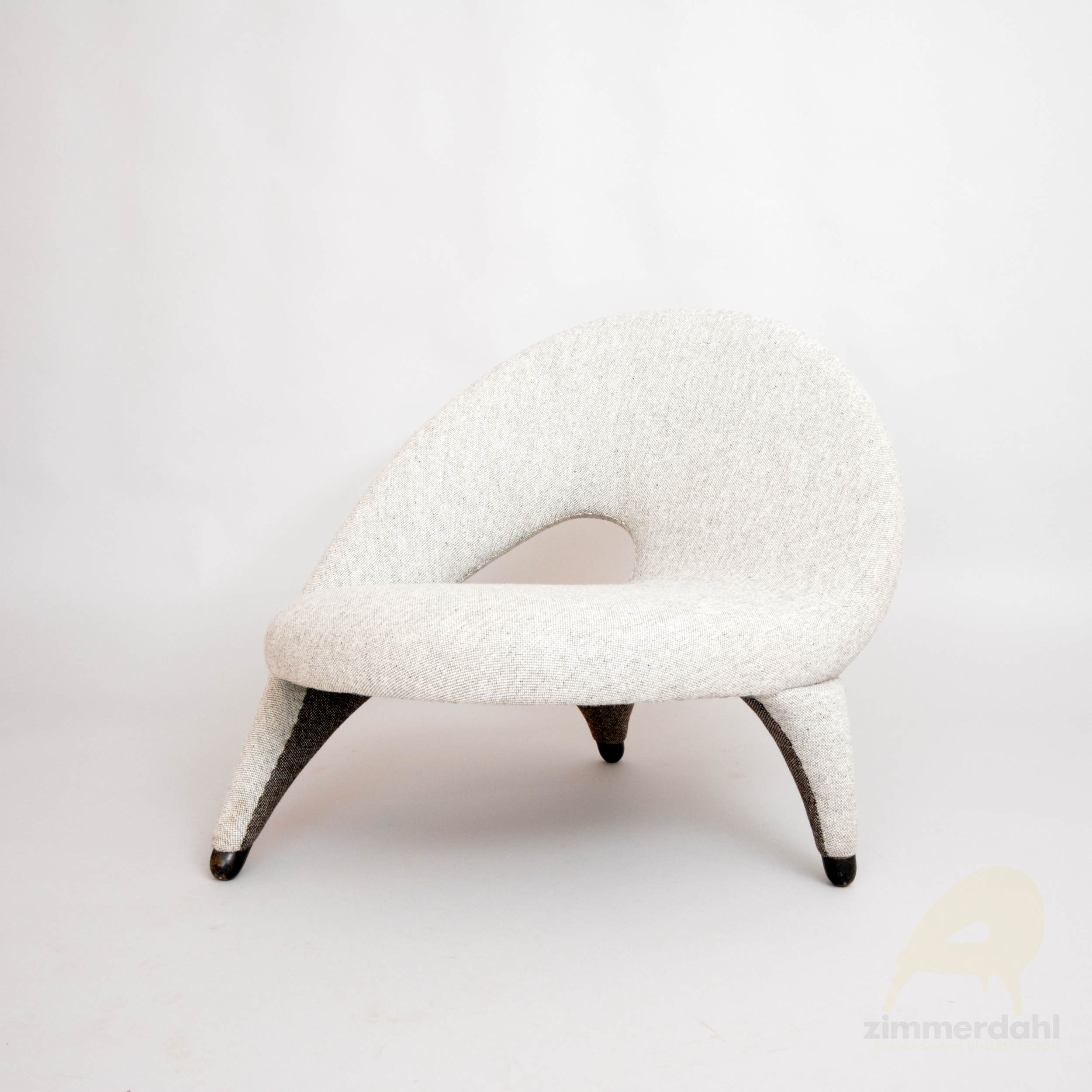 Scandinavian Chair Arabesk Lounge Chair By Folke Jansson Sweden